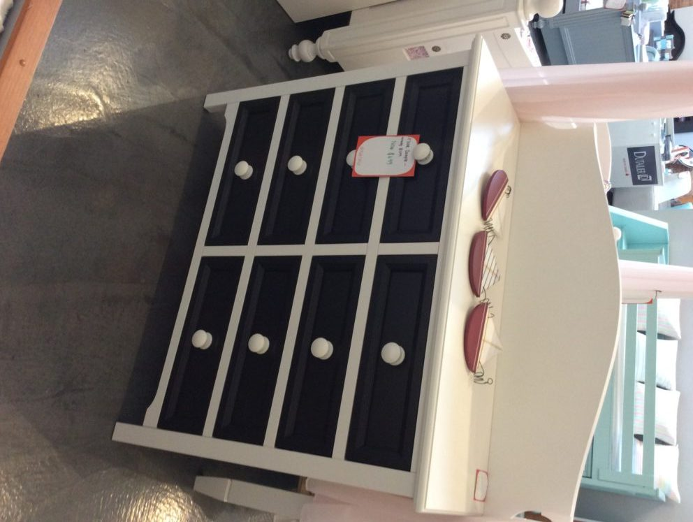 winchester 8 drawer double dresser