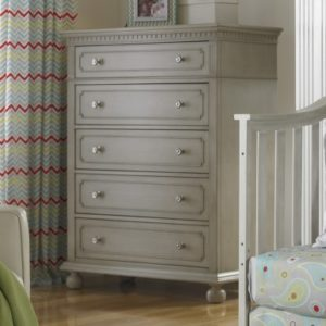 Dolce Babi Naples 5 Drawer Chest
