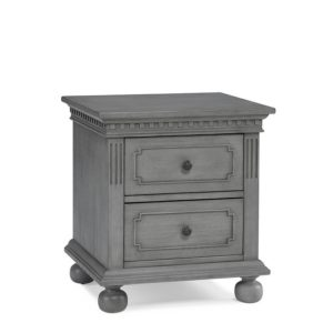 Naples Nightstand in Nantucket Grey