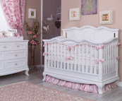 romina convertible crib