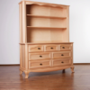 romina cleaopatra dresser with hutch