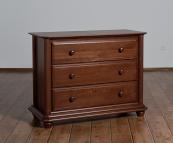 romina verona 3 drawer dresser