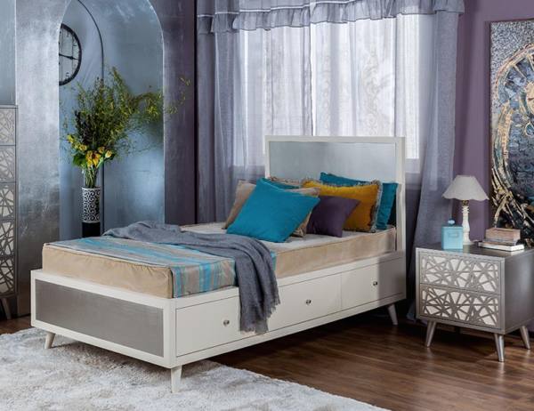 romina new york twin bed