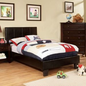 cm7008 leather bed