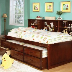 cm7583ch twin lounge bookcase bed