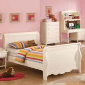 cm7617y-t twin sleigh bed