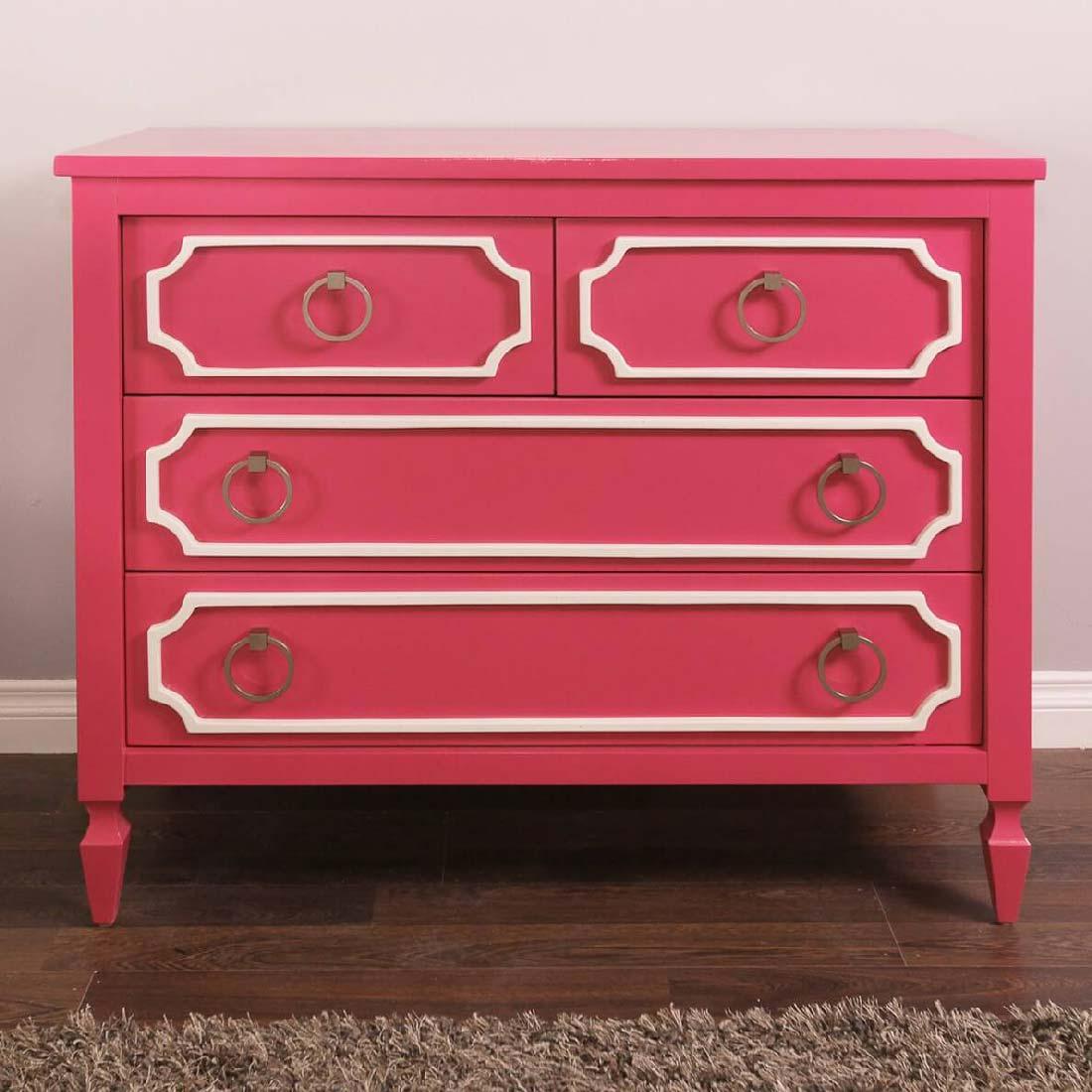 Newport Cottages Beverly 4 Drawer Dresser