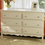 Newport Cottages Celine 6 Drawer Dresser