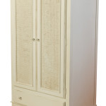 Celine Armoire with Caning 1
