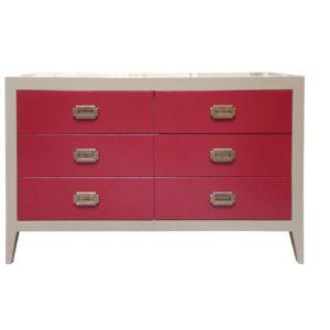 Newport Cottages Devon 6 Drawer Dresser