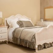 Newport Cottages Hilary Bed with Caning