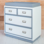 Newport Cottages Max 4 Drawer Dresser