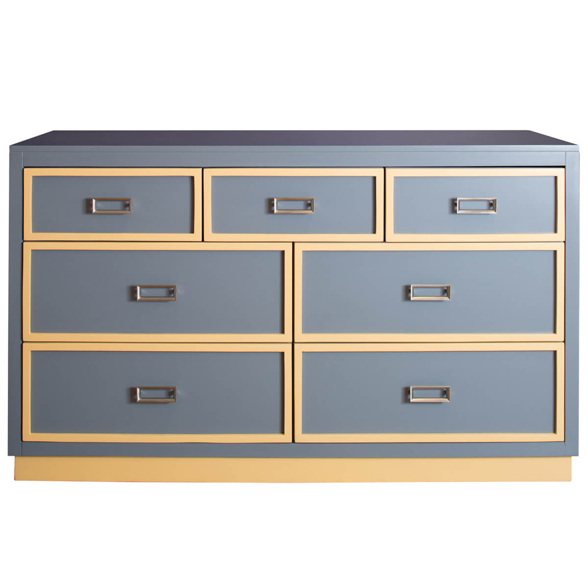 Newport Cottages Max 7 Drawer Dresser