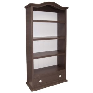Newport Cottages Eco Bookcase with Drawer
