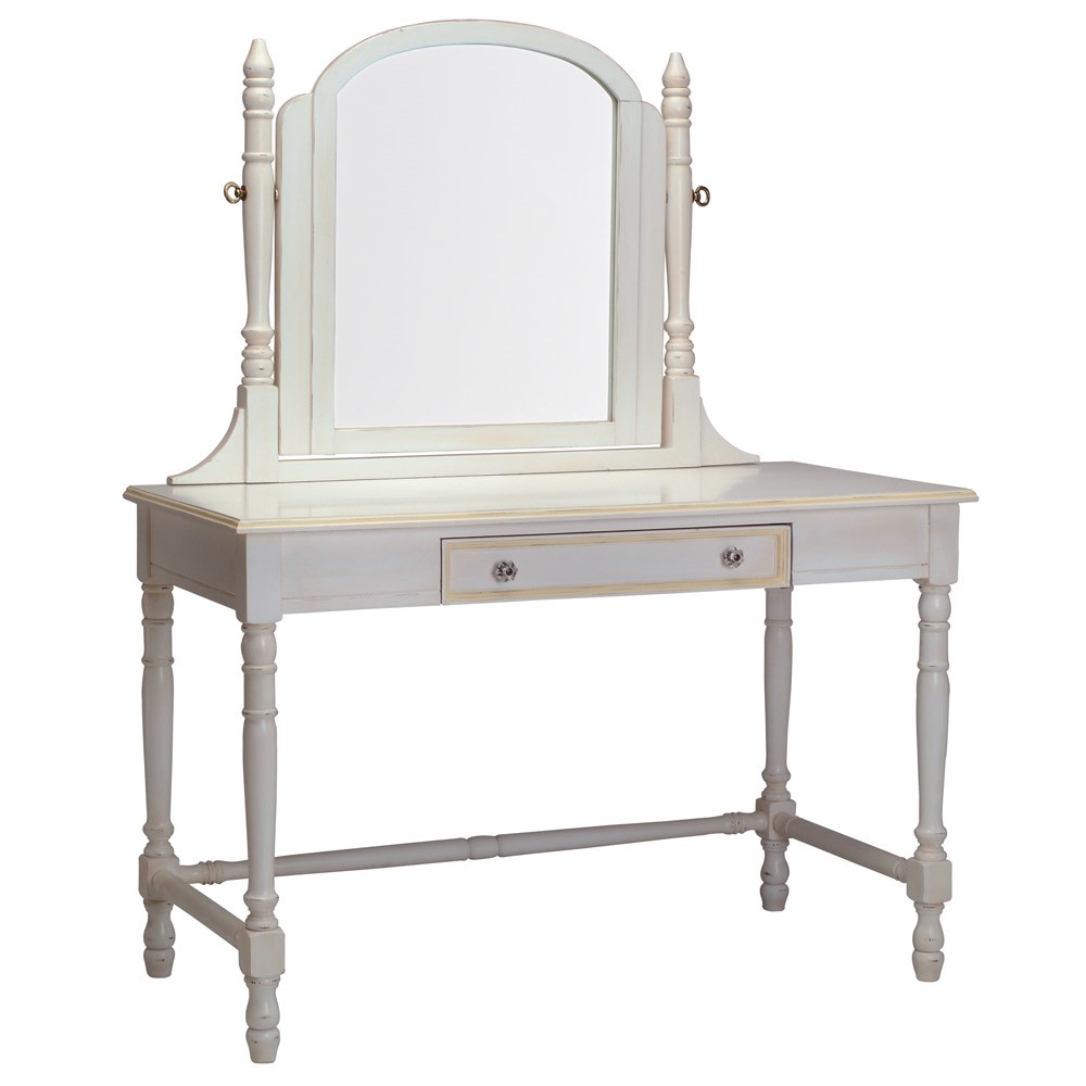 Newport cottages victorian vanity desk with mirror kids newport cottages victorian vanity desk with mirror geotapseo Choice Image