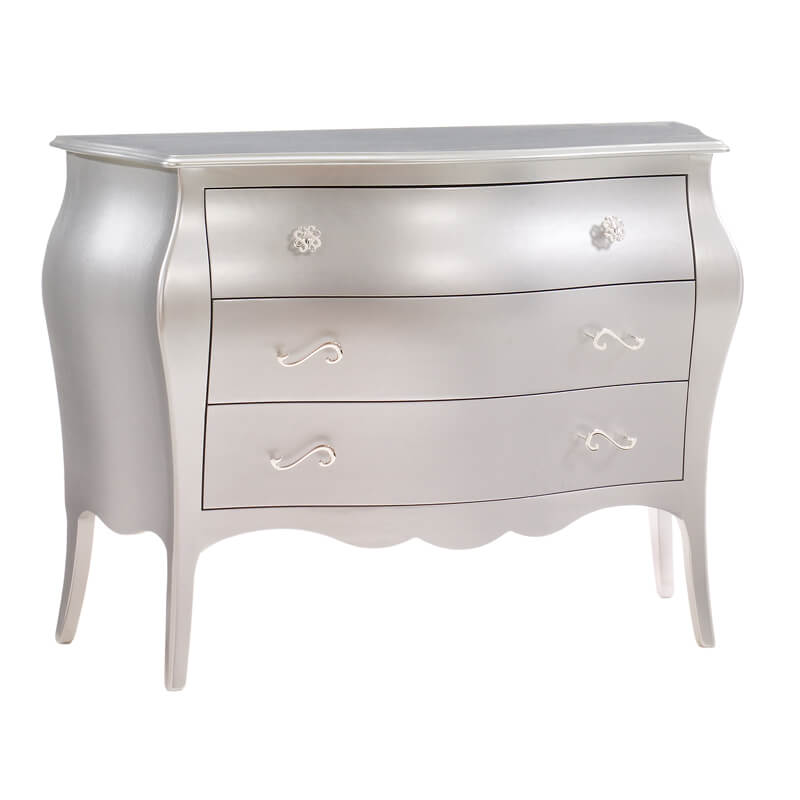 Alexa 3 Drawer Dresser