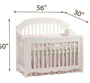 baby crib dimensions ikea gulliver crib review baby. Black Bedroom Furniture Sets. Home Design Ideas
