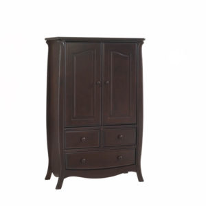 Bella Armoire in Cocoa