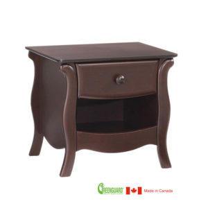 Bella Nightstand in Cocoa