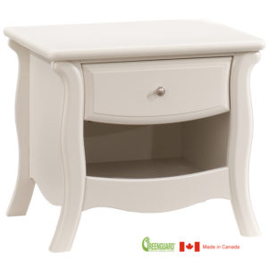 Bella Nightstand in Linen