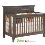 Belmont 5 in 1 Convertible Crib in Dusk