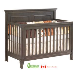 Belmont 5 in 1 Convertible Crib in Dusk