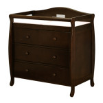 Grace Changing Table in Espresso