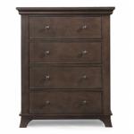 Kensington 4 Drawer Dresser in Madeira