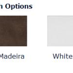 Kensington Finish Options
