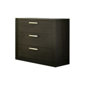 Milano 3 Drawer Dresser
