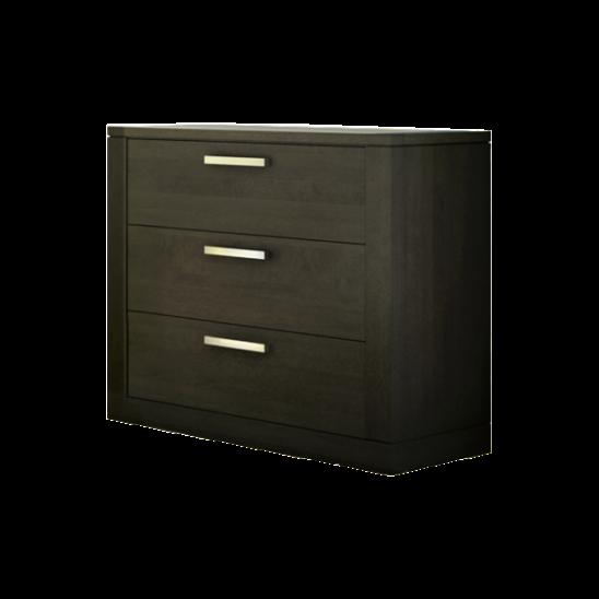 Milano 3 Drawer Dresser