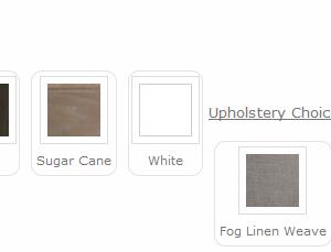 Provence Finishes and Upholstery Fabrics