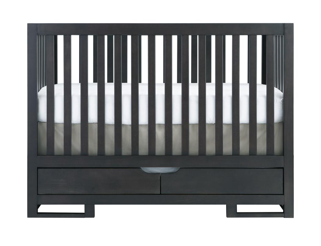 Karla Dubois Oslo Crib In Slate Kids Furniture In Los