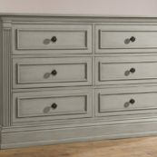 Stella Baby and Child Trinity Collection 6 Drawer Dresser in Chateau
