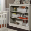 Stella Baby and Child Trinity Collection Hutch Bookcase in Chateau Room Shot