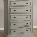 Trinity 5 Drawer Chest Chateau