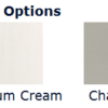 Trinity Collection Finish Options