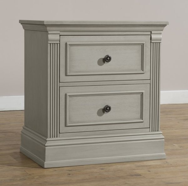 Trinity Nightstand in Chateau