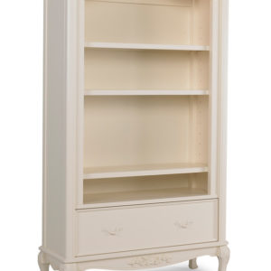 Dolce Babi Angelina Bookcase French Vanilla Silo