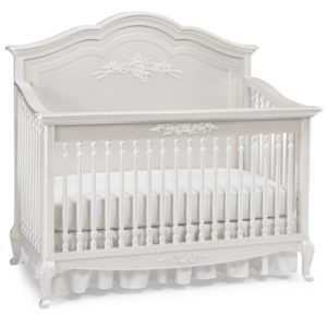 Dolce Babi Angelina Convertible Crib Pearl Silo