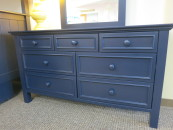 Campground Collection 7 Drawer Dresser