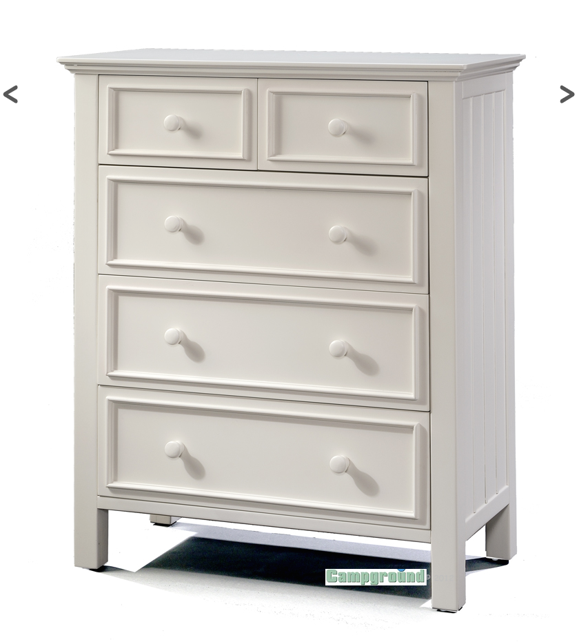 Campground Collection 5 Drawer Chest