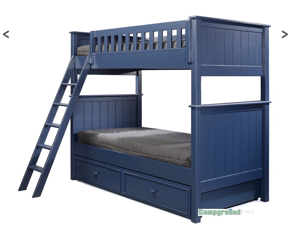 Full Size Loft Bed Los Angeles