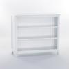 ne kids schoolhouse short vertical bookcase