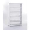 ne kids schoolhouse tall vertical bookcase