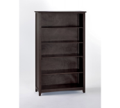 ne kids schoolhouse tall vertical bookcase