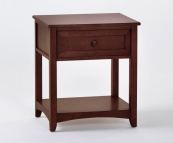 ne kids schoolhouse nightstand