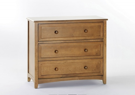 ne kids schoolhouse 3 drawer chest