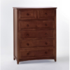 ne kids schoolhouse 5 drawer chest