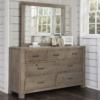 kenwood dresser in driftwood